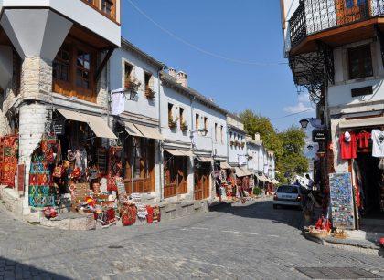 Qafa e Pazarit te Gjirokastres
