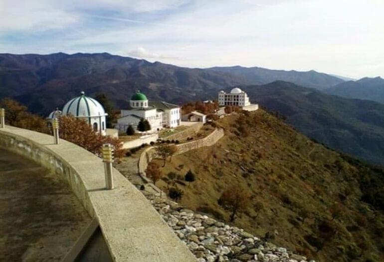 Teke Alipostivan Visit Gjirokasta