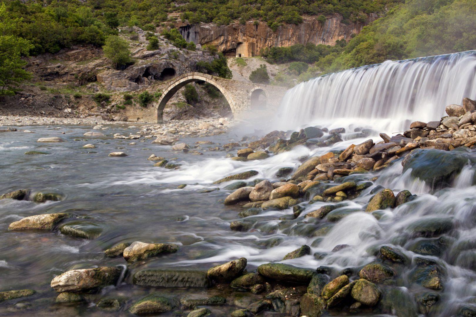 UJËRAT TERMALE BËNJË - Visit Gjirokastra Albania, official tourism page of Gjirokastra region