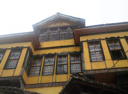 Shtëpia Fico ne Gjirokastra ok
