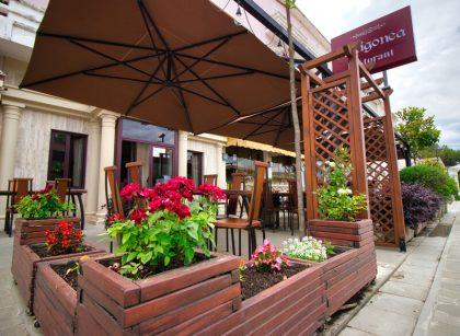 Restorant-Antigonea-Gjirokaster