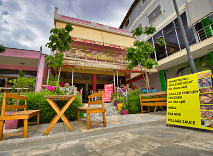 guesthouse_restaurant Sofra Zagorite_kelcyre_albania (1)