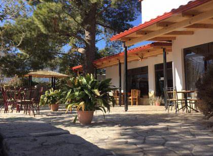 Enea Restaurant in Permet Gjirokaster Albania