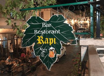 Restorant Rrapi Gjirokaster best restaurants Gjirokaster