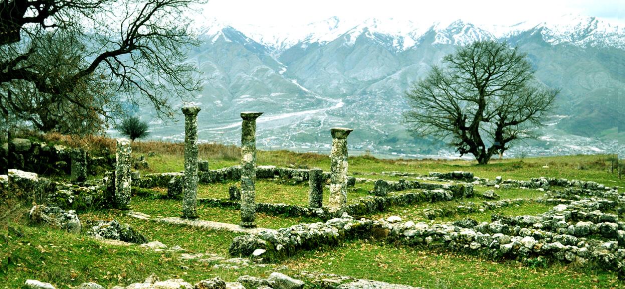 Visit Antigonea Gjirokastra
