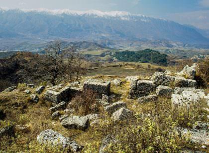 Antigonea Park Visit Gjirokastra