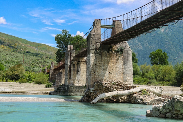 Becishti Bridge Tepelena