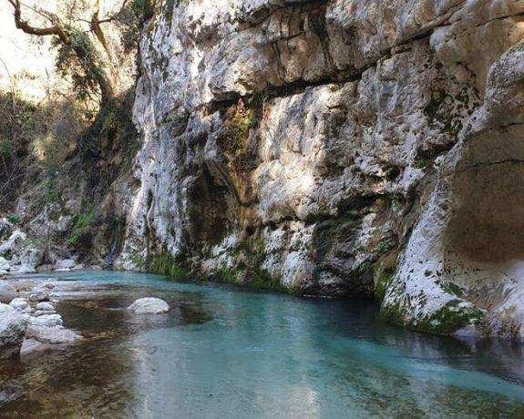 Nivica Canyons Tepelena Visit Gjirokastra