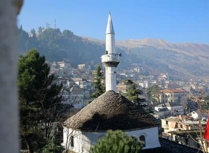 The Mosque Gjirokaster