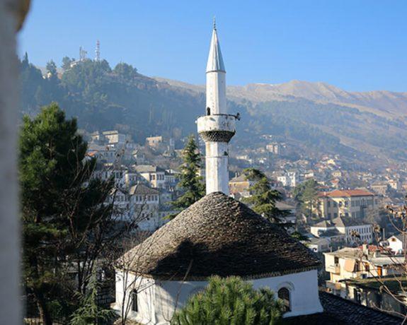 The Mosque Gjirokaster