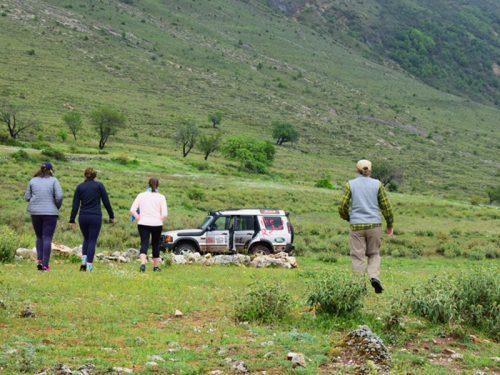 trip to gjirokastra