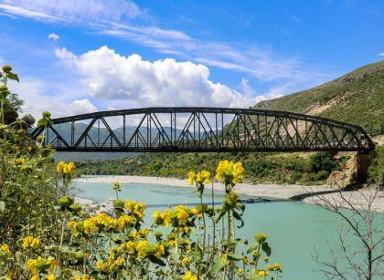 Dragoti Bridge Tepelene