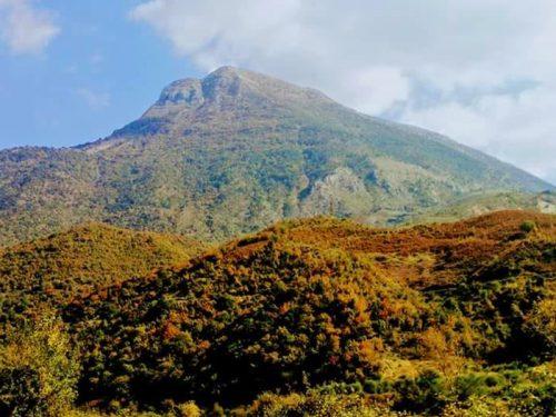 Golik Mountain
