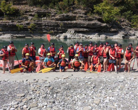 Rafting Vjosa