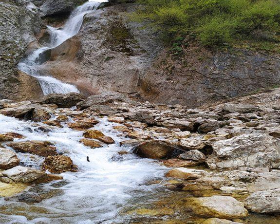 Sopot Waterfall