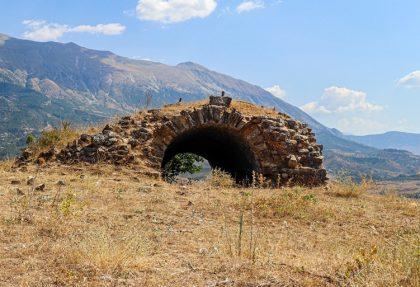 Kalaja dhe Kisha e Shen - Triadhes
