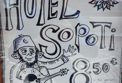 Hotel Sopotit