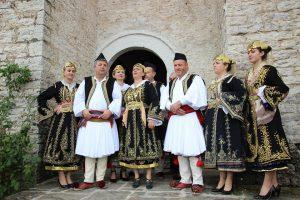 Lunxheria, Visit Gjirokastra