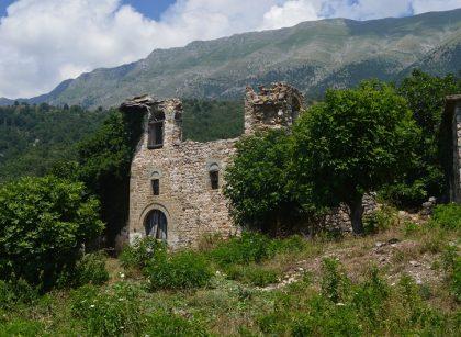 Shen Mehilli Mingul, Gjirokastra
