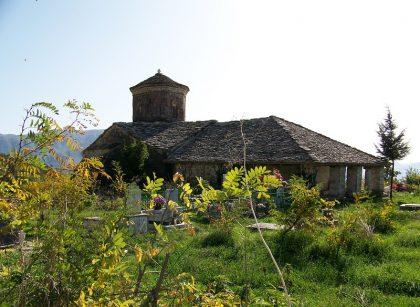 shën Kolli saraqinisht, Gjirokastra