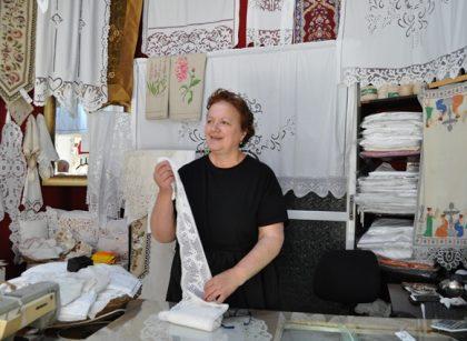 Vjollca Mezini Shop In Gjirokastra
